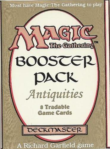 Antiquities Booster