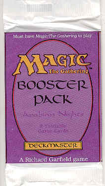 Arabian Nights Booster