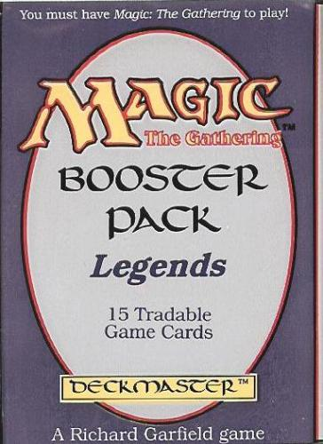 Legends Booster