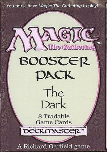 The Dark Booster
